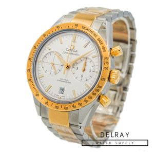 Omega Speedmaster 57 Co-Axial Two-Tone *UNWORN*