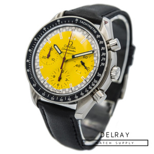 Omega Speedmaster Schumacher Yellow