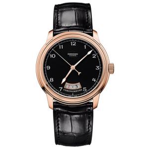 New Parmigiani Fleurier Toric Chronometer Rose Gold Black Dial