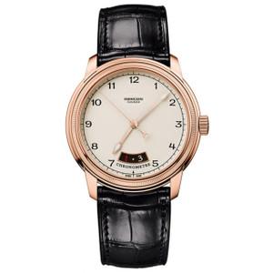 New Parmigiani Fleurier Toric Chronometer Rose Gold White Dial