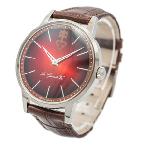 Corum La Grand Vie Red Dial *UNWORN* *ON SPECIAL*