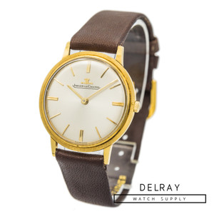 Vintage Jaeger LeCoultre Dress Watch