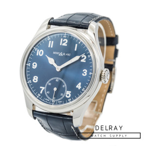 Montblanc 1858 Blue Dial *Box and Papers*