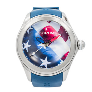 Corum Bubble 52 American Flag *Limited Edition* *UNWORN* *ON SPECIAL*