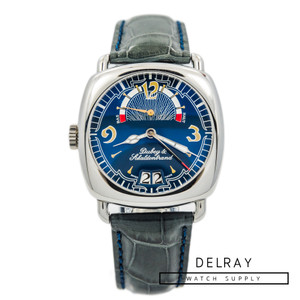 Dubey and Schaldenbrand Caprice 03 Blue Dial *Limited Edition* *UNWORN*