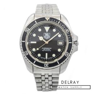 "Vintage Tag Heuer 200 Professional Diver ""Monnin"" *RARE*"