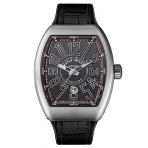 New Franck Muller Vanguard Black Dial