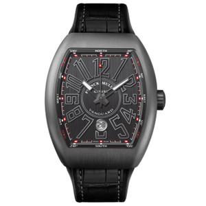 New Franck Muller Vanguard Black Dial Titanium
