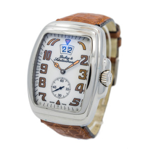 Dubey and Schaldenbrand Aquadyn White Dial *UNWORN* *ON SPECIAL*
