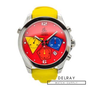 Jacob & Co Automatic Chronograph Red Dial *UNWORN*