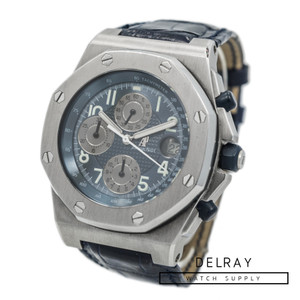 Audemars Piguet Royal Oak Offshore Blue Dial