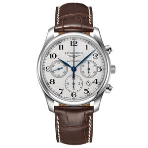 New Longines Master Collection 42 Silver Dial