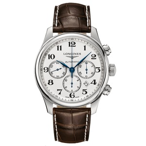 New Longines Master Collection 44 Silver Dial