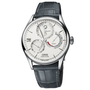 New Oris Artelier Calibre 112 White Dial