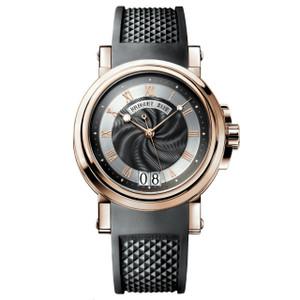 New Breguet Marine 5817 Black Dial Rose Gold