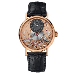 New Breguet Tradition 7027 Rose Gold