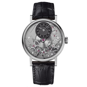 New Breguet Tradition 7027 White Gold
