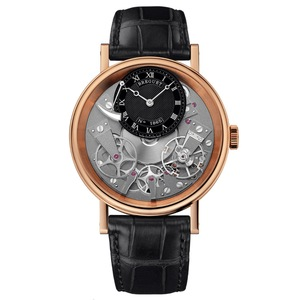 New Breguet Tradition 7057 Rose Gold