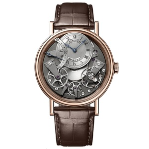 New Breguet Tradition 7097 Rose Gold