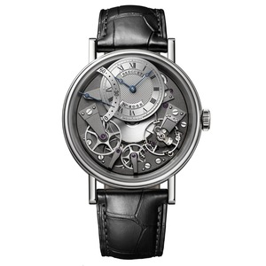 New Breguet Tradition 7097 White Gold