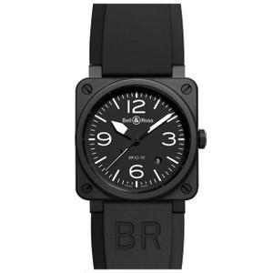 New Bell & Ross BR 03-92 Ceramic Carbon