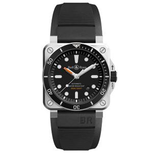 New Bell & Ross BR 03-92 Diver Black Dial