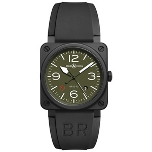 New Bell & Ross BR 03-92 Military Type