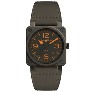 New Bell & Ross BR 03-92 MA-1 *Limited Edition*