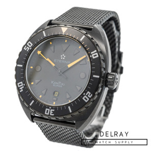 Eterna Super Kontiki Black *Limited Edition* *UNWORN*