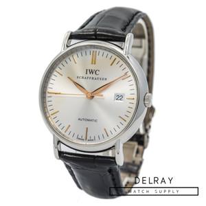 IWC Portofino Silver Dial