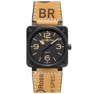 New Bell & Ross BR 01-92 Heritage