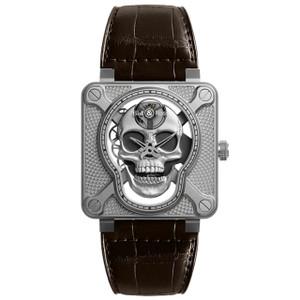 New Bell & Ross BR 01 Laughing Skull