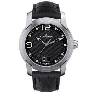 New Blancpain L-Evolution R Grande Date Black Dial