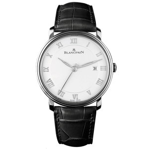 New Blancpain Villeret Ultra Slim White Dial