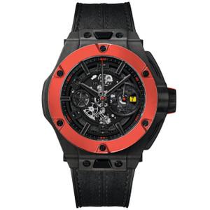 New Hublot Big Bang Ferrari Unico Chronograph Ceramic *Limited Edition*