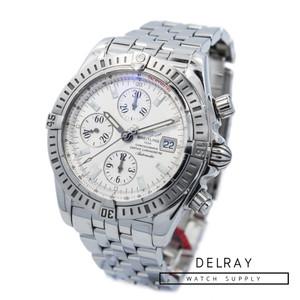 Breitling Chronomat Evolution Silver Dial
