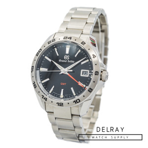 Grand Seiko SBGN003 GMT *2020 Box and Papers*