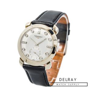 Vintage Longines Diamond Dial Dress Watch