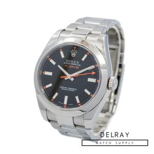 Rolex Milgauss Black 116400