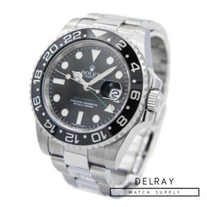 Rolex GMT Master II 116710LN Black