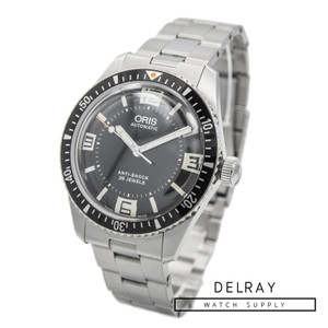 Oris Diver Sixty Five Topper Limited Edition