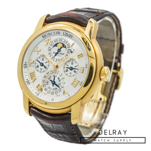 Audemars Piguet Jules Audemars Perpetual Calendar Equation of Time