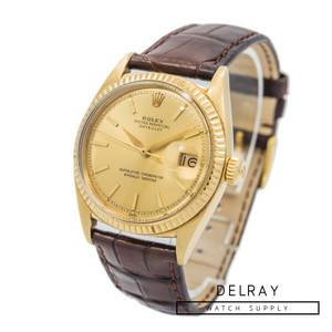Rolex 1601 Gold