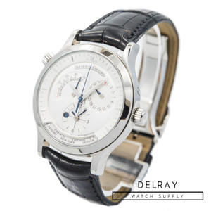 Jaeger LeCoultre Master Geographic World Time