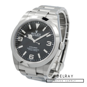 Rolex Explorer 214270 *2019 Box and Papers*