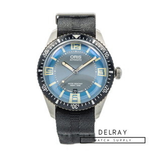 Oris Divers Sixty Five Deauville Blue *ON SPECIAL*