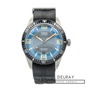 Oris Divers Sixty Five Deauville Blue