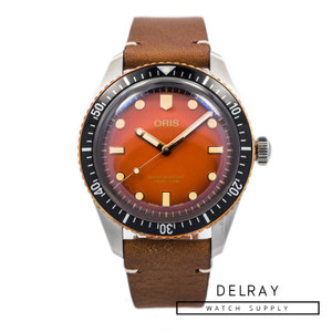 Oris Divers Sixty-Five HONEY for REVOLUTION *Limited Edition* *UNWORN*
