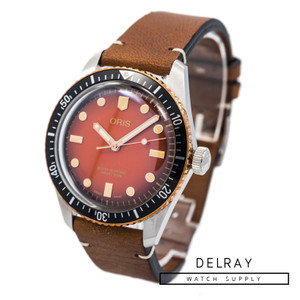 Oris Divers Sixty-Five HONEY for REVOLUTION *Limited Edition* *UNWORN* *ON SPECIAL*