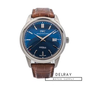IWC Vintage Collection Ingénieur Laureus Blue Dial *Limited Edition*